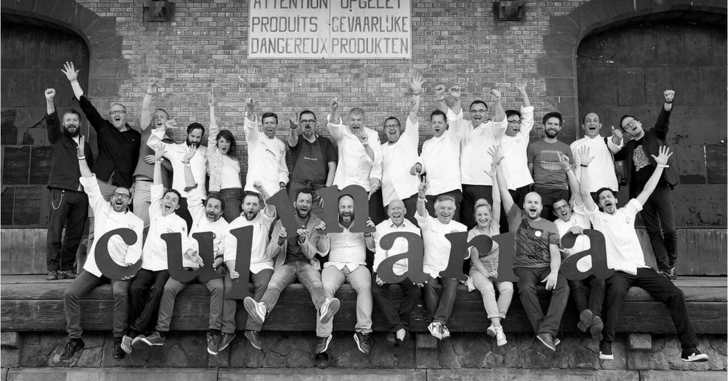 Culinaria 2017: daar waar alle Belgische chefs samenkomen