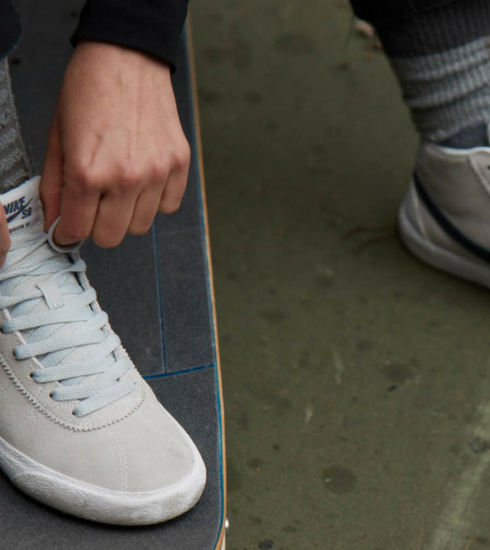 Nike lanceert eerste skateschoen voor vrouwen