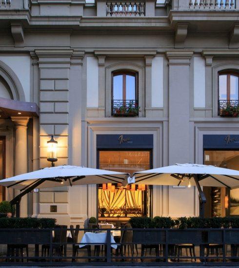 Hotel Savoy in Firenze, waar luxe (en overheerlijk eten) troef is