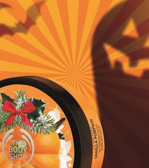 Crush of the Day: De Halloween Special Edition Vanilla Pumpkin collectie van The Body Shop