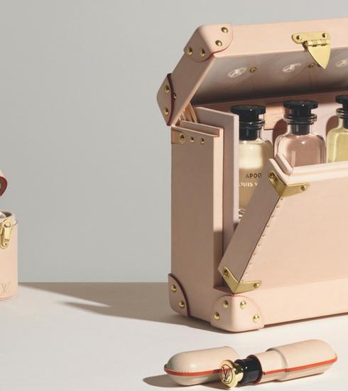Crush of the Day: De nieuwe parfumkoffers van Louis Vuitton