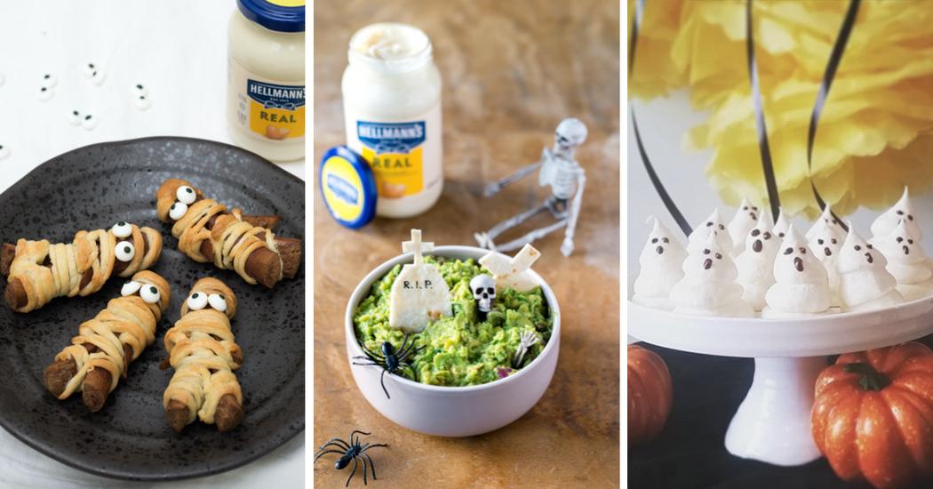 Happige Halloween: 5 griezelige snacks om Halloween te vieren
