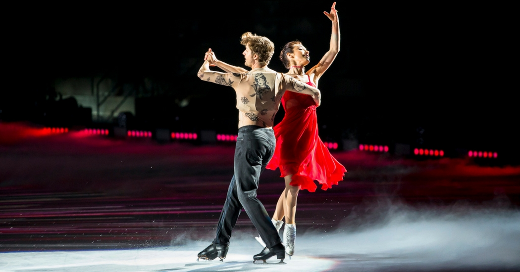De spectaculaire Intimissimi On Ice show in beeld