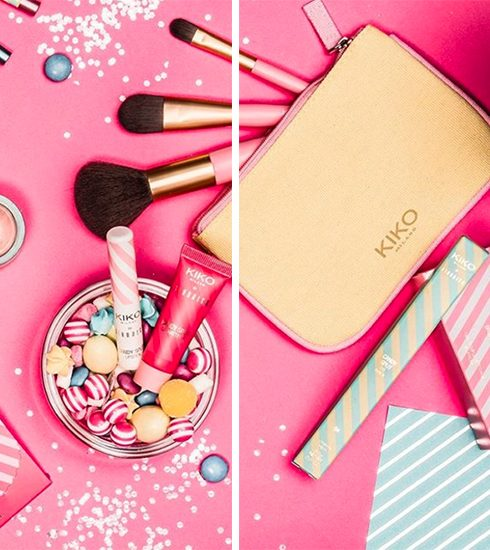 Crush of the Day: De Candy Split capsulecollectie van Kiko Milano