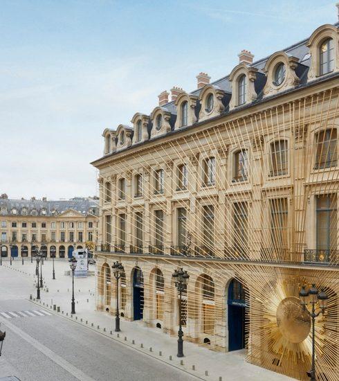 Binnenkijken in het nieuwe Maison Louis Vuitton