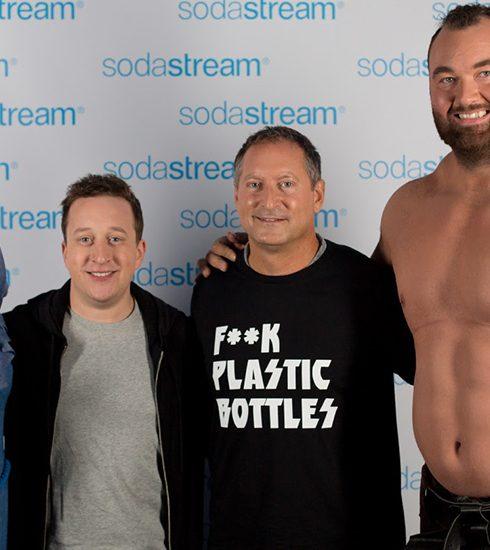 SodaStream wint Euro Effie Award voor ludieke duurzaamheidscampagne