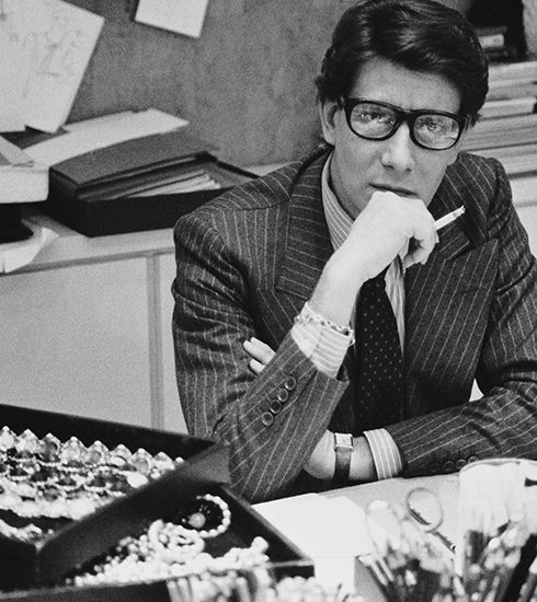 Yves Saint Laurent krijgt eigen museum in Parijs en Marrakesh