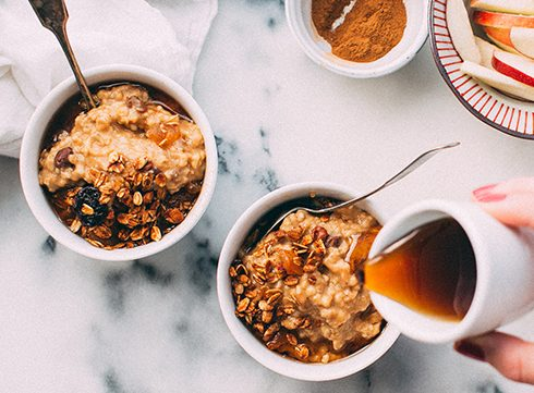 5 gezonde havermout ontbijtrecepten om je dag goed (en gevoed) te starten