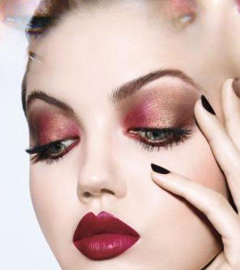 Feestmake-up aanbrengen? Volg de tutorial van Dior met Peter Philips