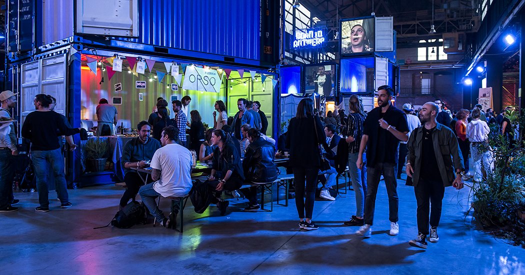 Niet te missen deze week: Us by Night in de Antwerpse Parkloods