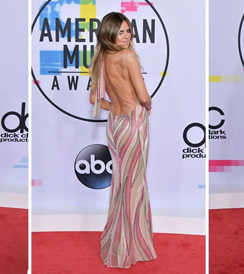 De 15 opvallendste looks van de American Music Awards 2017