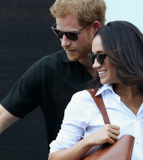 Yes! Prince Harry en Meghan Markle kondigen hun verloving aan