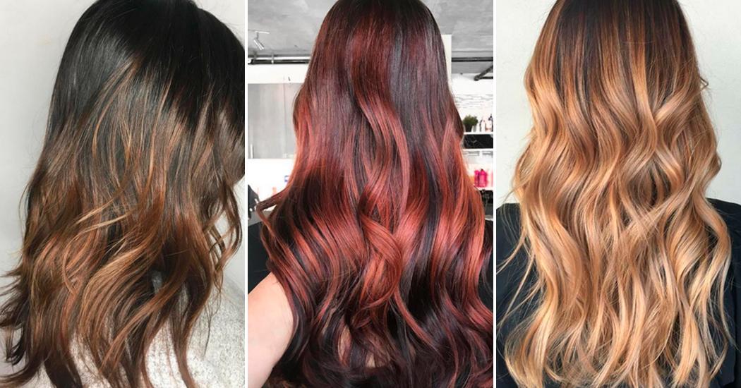 Haarkleurtrends: Welke ombre kies je volgens je haarkleur?