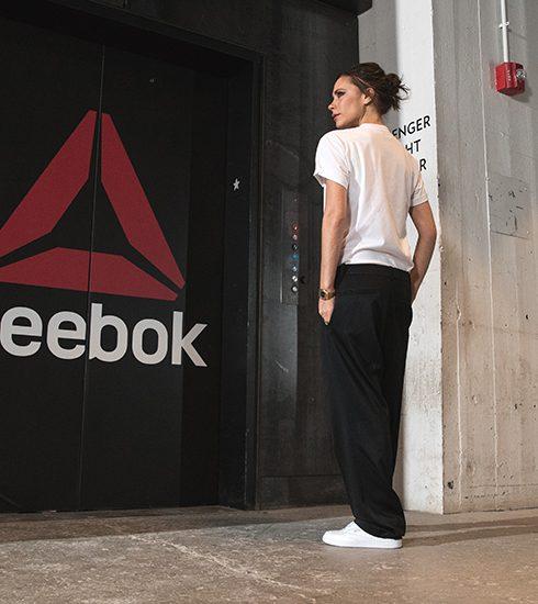 Nieuws heet van de naald: Reebok en Victoria Beckham gaan samenwerken