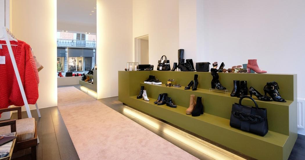Het Belgische Morobé opent pop-upshop in Gent