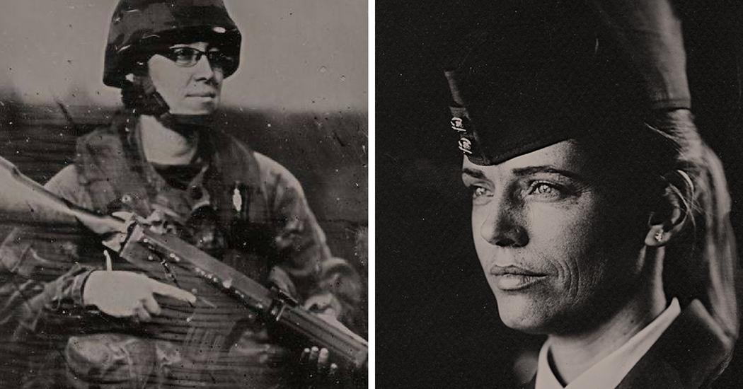 Bij het leger: sterke vrouwen, gezocht en gevonden