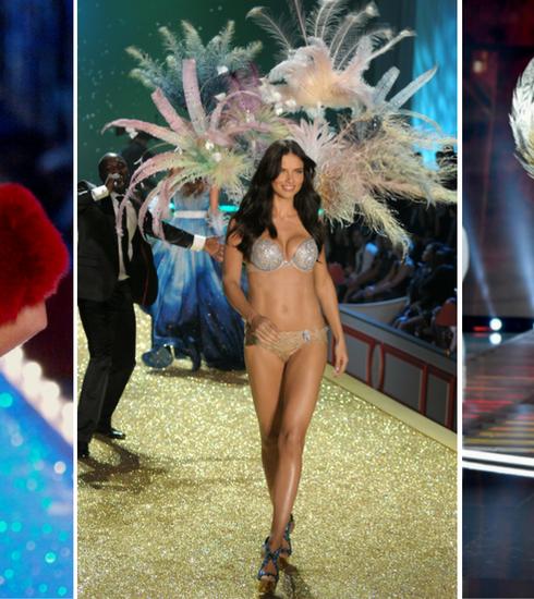 In beeld: De Victoria's Secret Fantasy Bra van 2001 tot nu