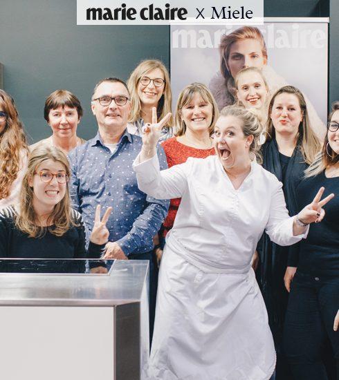 4 heerlijke recepten van de Marie Claire x Miele kookworkshop
