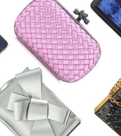 Shopping: 15 feestelijke clutches voor oudejaarsavond