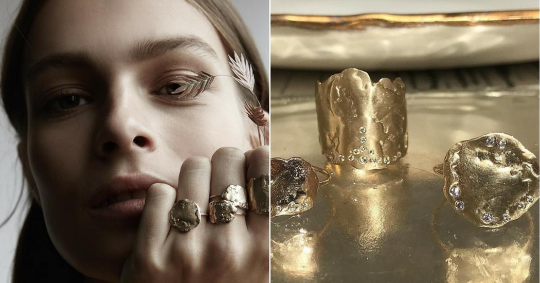 Crush of the Day: De Izia juwelen van Pascale Monvoisin