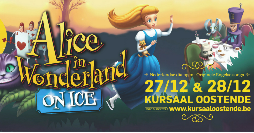 alice in wonderland on ice