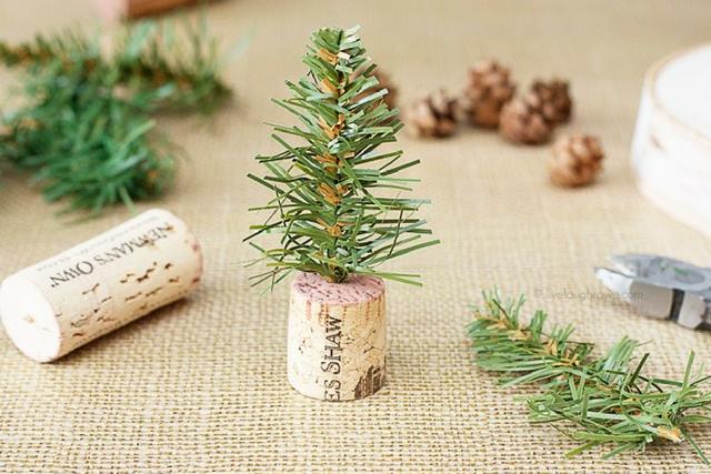 Diy 15 Kerstdecoratie Ideeen Om Je Tafel Vensterbank Of Boom Op Te Fleuren