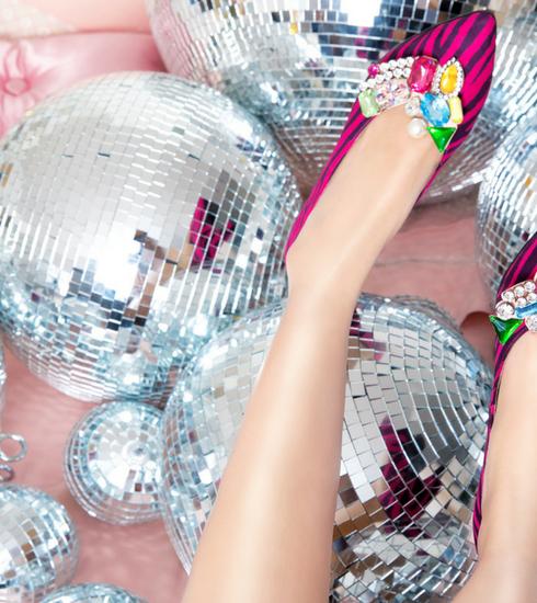 Met deze schoenen schitter jij op elk eindejaarsfeest