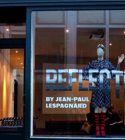 Laat je inspireren door Jean-Paul Lespagnards 'Reflection'
