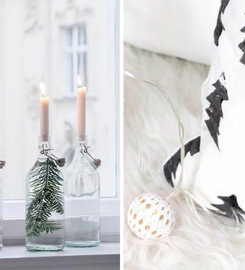 15 DIY kerstdecoratie-ideeën