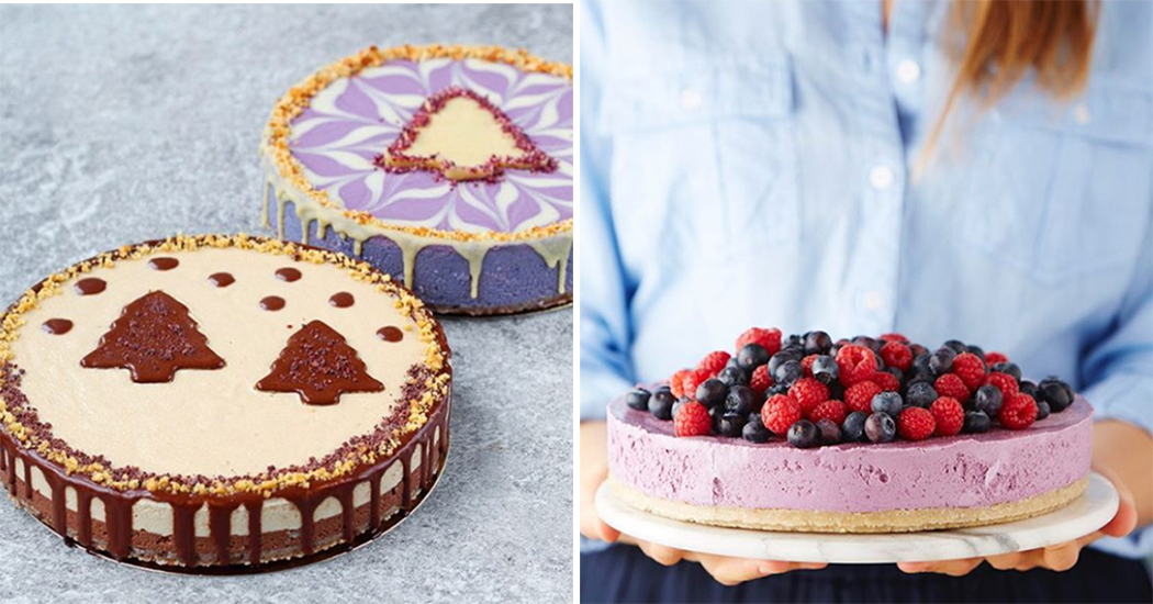 Crush of the Day: De vegan cheesecakes van Julie Van den Kerchove