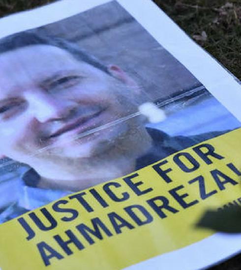 Doodsvonnis VUB-docent Djalali steeds dreigender