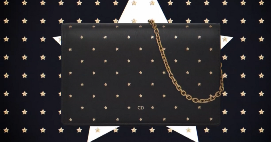 Crush of the Day: De feestaccessoires van Dior Stars