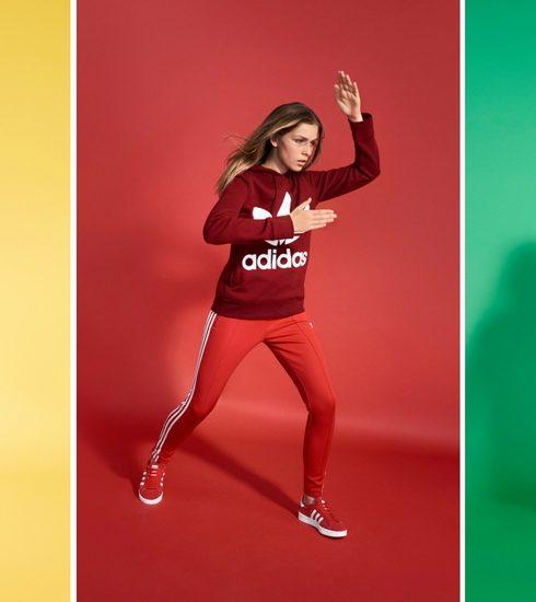 Adidas brengt iconische adicolor collectie opnieuw op de markt