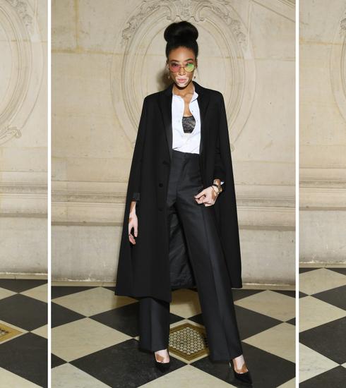 Dior Haute Couture show: Welke sterren waren aanwezig?