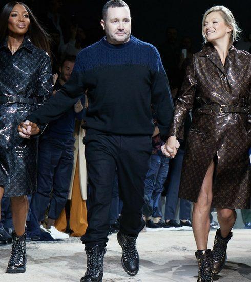 Kim Jones neemt afscheid van Louis Vuitton