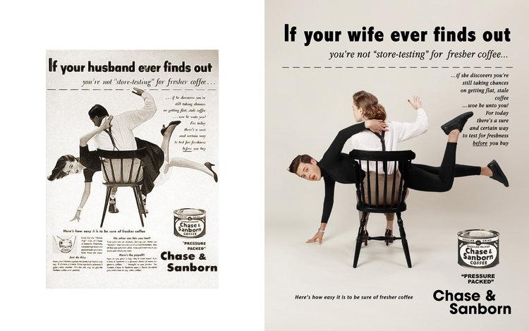 seksistische reclamecampagnes