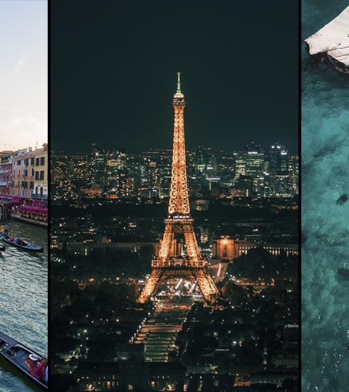 7 klassieke vakantiebestemmingen en originele alternatieven
