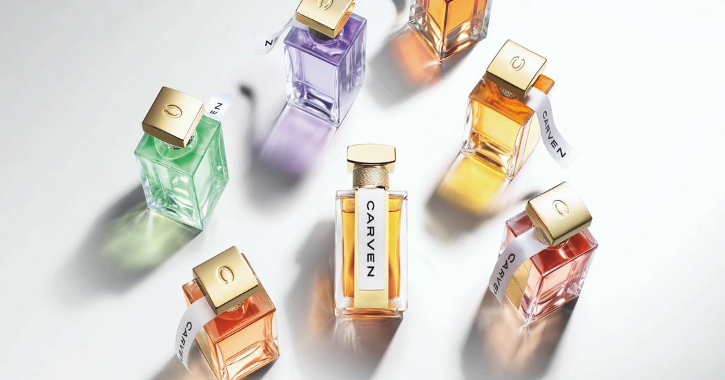 De wereld rond met Carven Parfums