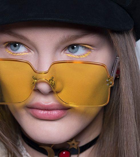 Paris Fashion Week: de Dior make-uplooks voor de herfst-winter 2018/19 collectie