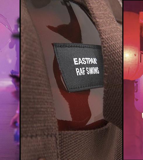 Raf Simons ontwerpt tassen geïnspireerd op Blade Runner voor Eastpak