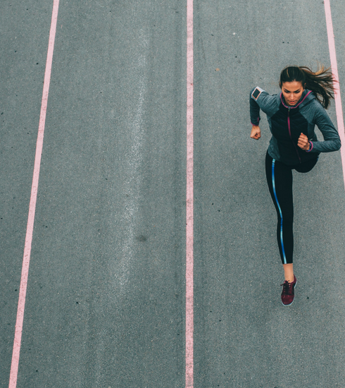 5 hardlooptips van sprintster Naomi Sedney