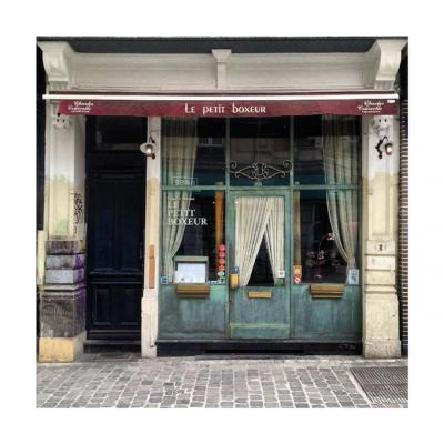 restaurants in Brussel
