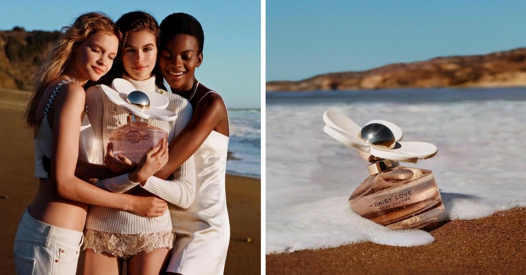 Crush of the Day: Ontdek Marc Jacobs' nieuwe Daisy Love parfum