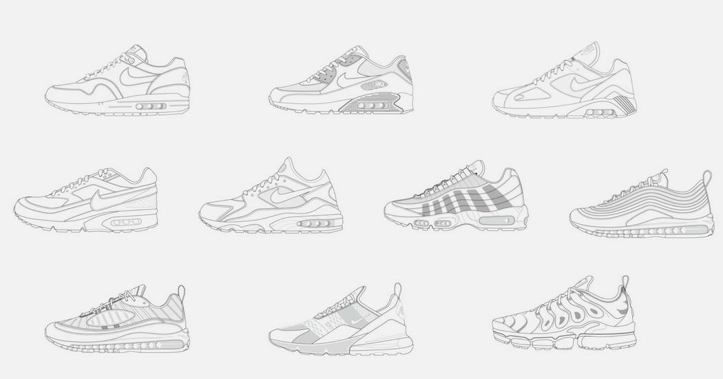 Nike viert Air Max Day met sneaker design workshop