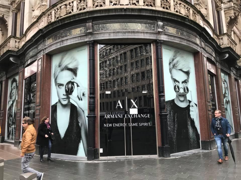 Armani Exchange Antwerpen