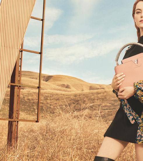 Crush of the Day: De Capucines handtas van Louis Vuitton