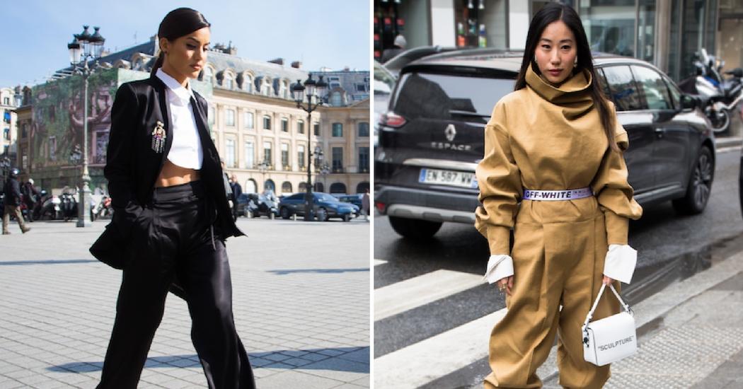 Paris Fashion Week: de streetstylefoto's van onze fotograaf ter plaatse (deel 1)