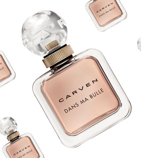 Crush of the Day: Dans ma bulle, het nieuwe parfum van Carven