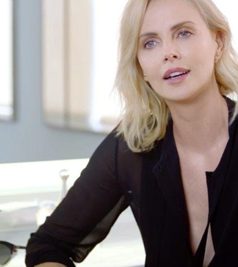 J'Adore Dior viert Internationale Vrouwendag met Charlize Theron