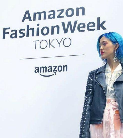 De mooiste street styles van Tokyo Fashion Week